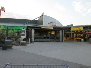 The Entrance to Jungle Jim's