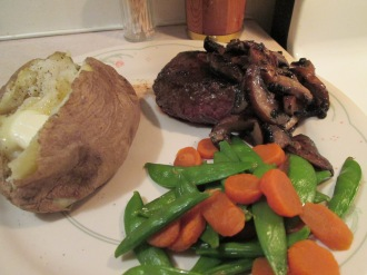 Buffalo Gal Bison Top Sirloin 006