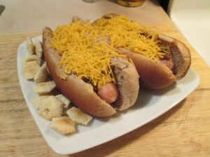 cheese coneys buffalo hot dog 003