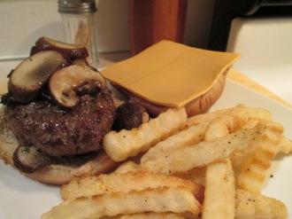 Great range Bison Burger 005