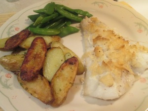 Chip Crusted Cod 006