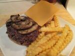 Snowing Buffalo gal burger007