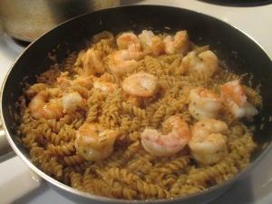 Zatarain's New Orleans Style Shrimp Scampi 001