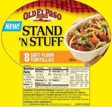 Old el paso stand n stuff bowls 2