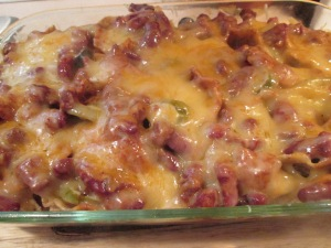 Chili and Cheese Nachos 002