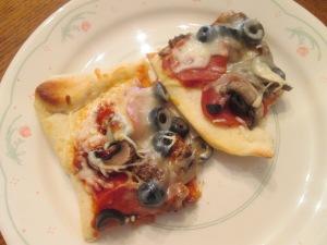 Classic Crust Pizza 004