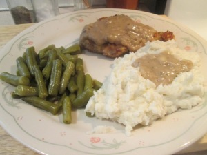 Country Fried Veal Cubed Steak 003