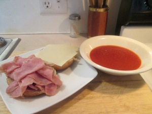 Hot ham and cheese 003