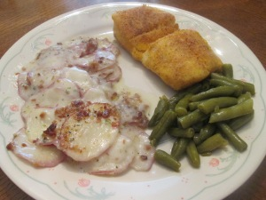 Haddock Idahoan Red Potatoes 007