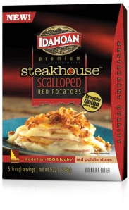 Idahoan Steakhouse-Scalloped