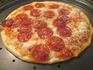 Newman's Own Pizza 002