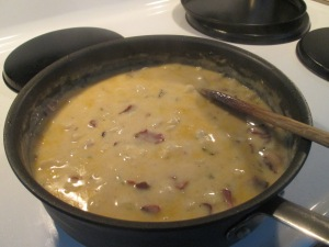 Potato Bacon Chowder 001