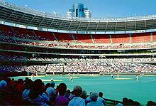 Riverfront Stadium, (Cinergy Field)