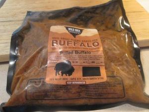 Pulled Buffalo 001