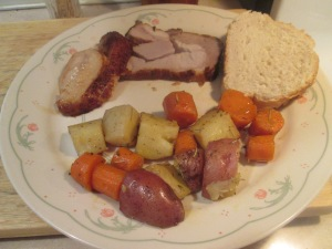 Pork Loin Boneless Roast 002