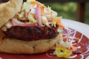 Wild Idea Buffalo B.B.Q Buffalo Burgers