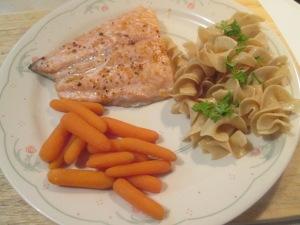 5 Pepper Salmon Noodles 004