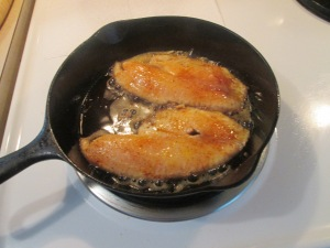 Cast Iron Skillet Blackened Tilapia 001