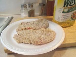 Chicken Fried Cubed Pork Steak 005