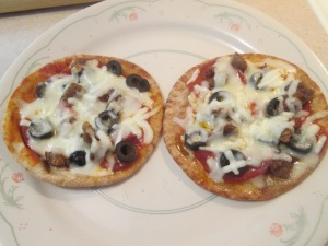 Pita Bread Pizza 005