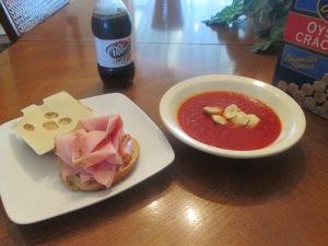 Rosemary Ham Tomato Soup 003