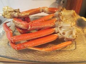 Alaskan Snow Crab Legs 005