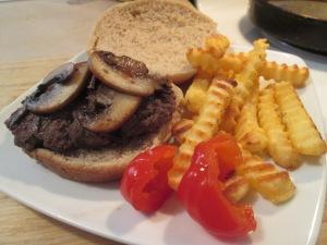 Bison Burger 004