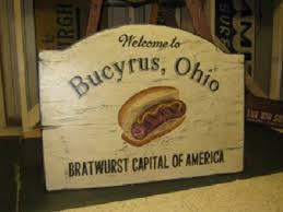 Bucyrus Bratwurst Festival  Bucyrus, Ohio