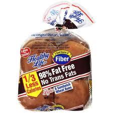 Healthy Life Whole Grain Buns
