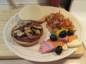 Jenn O Turkey Burger 001