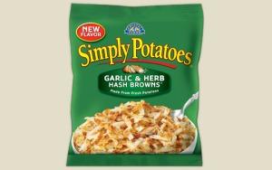 Simply Potatoes Garlic and Herb