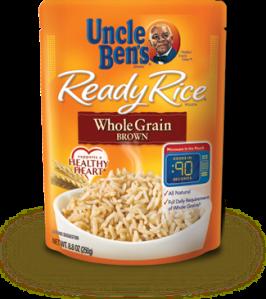 Uncle Bens Whole Grain Brown