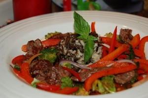 Wild Idea Buffalo Fragrant Stir Fried Buffalo