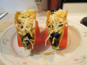 Black Bean and Turkey Tacos 006