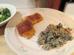 Haddock Rice Medley Salad 002