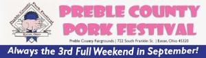 Preble County Pork Festival - Eaton, Ohio