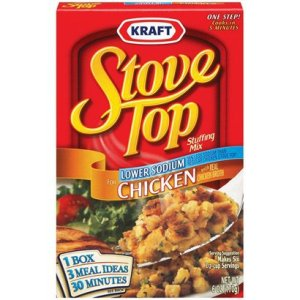 Stove Top Low Sod Chicken