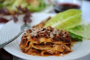 Wild Idea Buffalo Lasagna