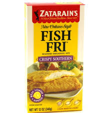 Zatarain's Crispy Southeren Fish Fri