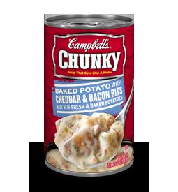 Campbells Chunky Baked Potato