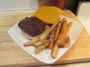 Great Range Bison Burger 001