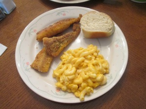 Haddock and Mac Cheese 006