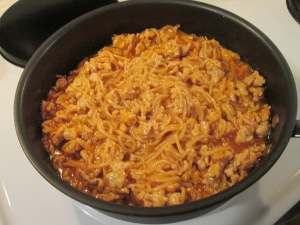 Hamburger Helper Spaghetti 003
