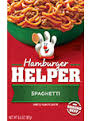 Hamburger Helper Spaghetti