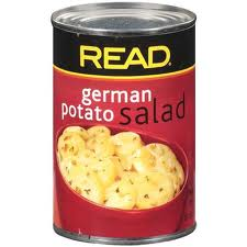 Read German PotatoSalad