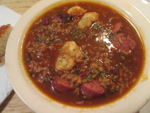 Shrimp Smoked Turkey Sausage Gumbo 005