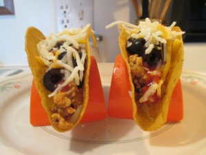 Turkey and Black Bean Tacos 005