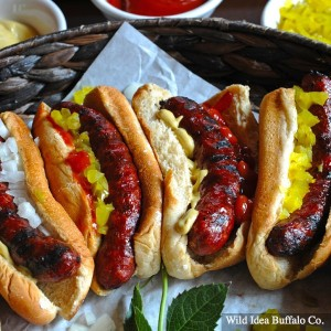 Wild Idea Buffalo Hot Dogs