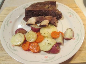 Buffalo Short Ribs 009