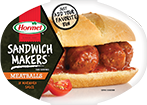 Hormel Sandwich Maker Meatball